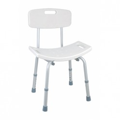Silla Regulable BANQ05 Cromados Modernos