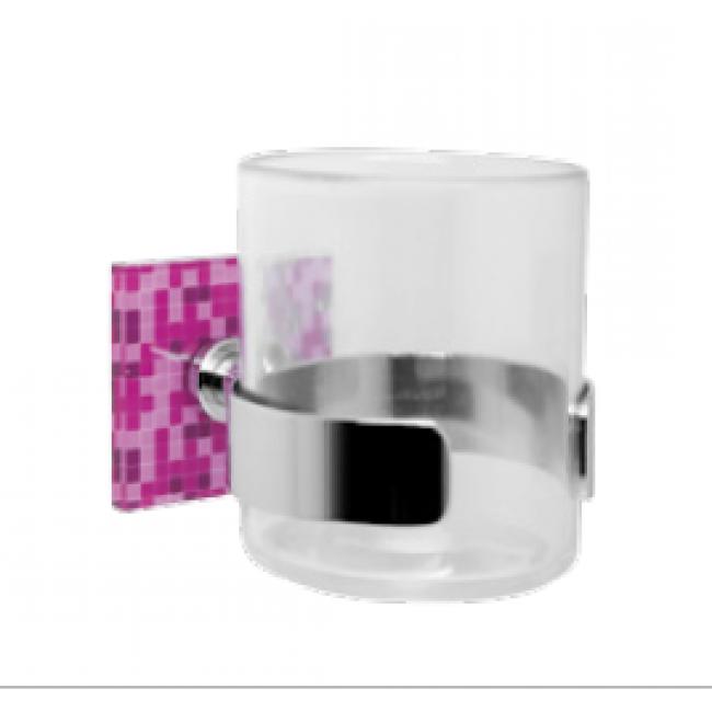 Portavasos ike acabado ike05 wc cromados modernos for Toalleros electricos cromados