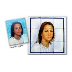 Retratos, Reproduccines cerámicas