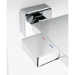 Conjunto de ducha ORIA  termostática aquassent